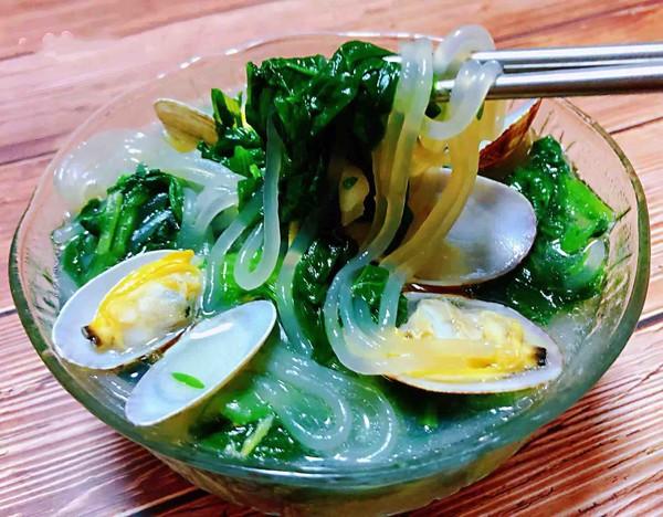 小白菜蚬子汤怎样煮