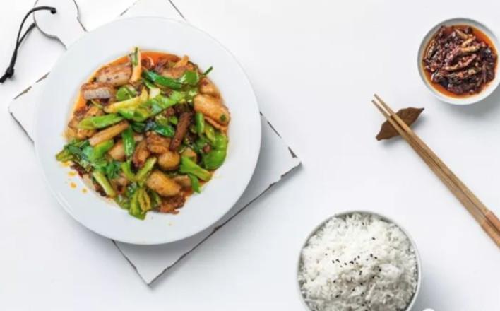 赵薇最拿手的回锅肉,学会了你也能一展风采成品图
