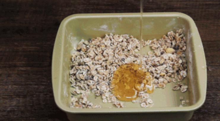 自制麦片,秒杀日本卡乐比的做法图解