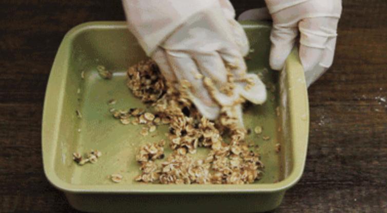 自制麦片,秒杀日本卡乐比的家常做法