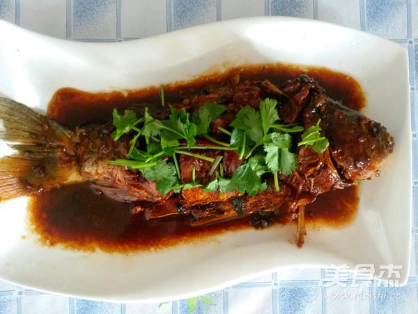 红烧鲤鱼怎么吃
