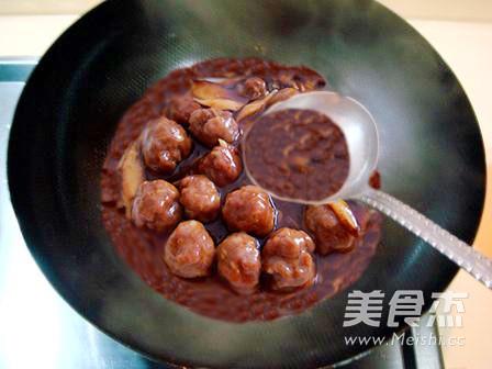 牛肉丸子怎么煮