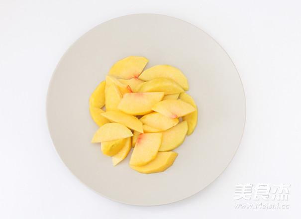 美味黄桃罐头的做法大全