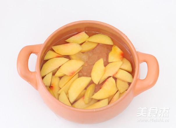美味黄桃罐头的做法图解