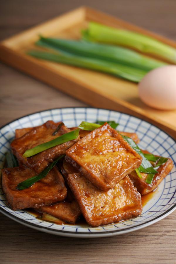 蚝油豆腐【孔老师教做菜】成品图