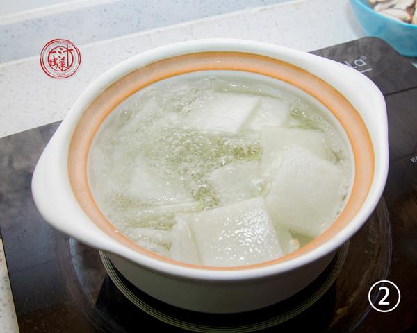 冬瓜丸子汤的做法图解