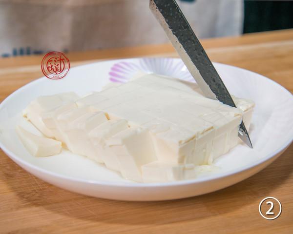 咸蛋黄豆腐的家常做法