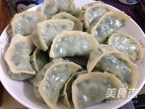 韭菜猪肉饺子怎么煸
