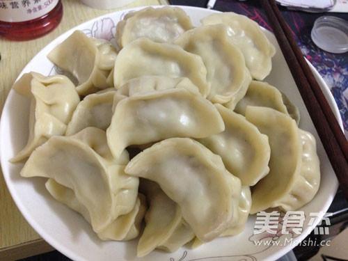 白菜猪肉饺子的制作大全