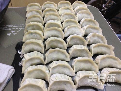 韭菜猪肉饺子怎么煮