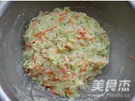 素萝卜丝丸子的简单做法