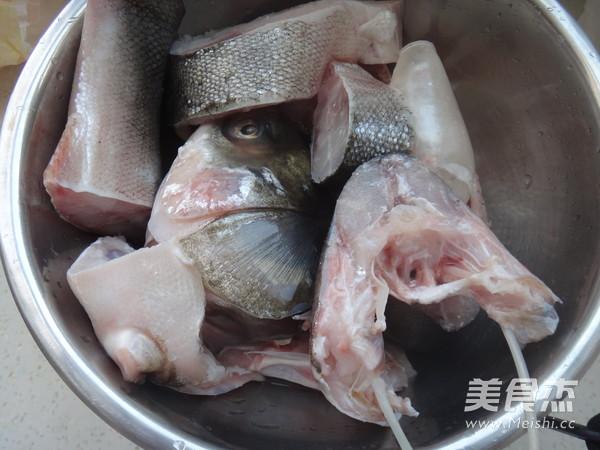 蒜香鲢鱼的做法大全