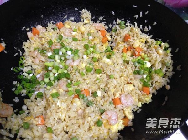咖喱炒饭怎样做