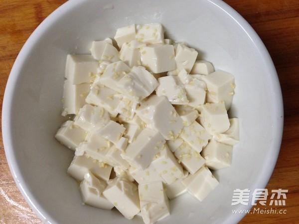 五彩豆腐羹怎么炒