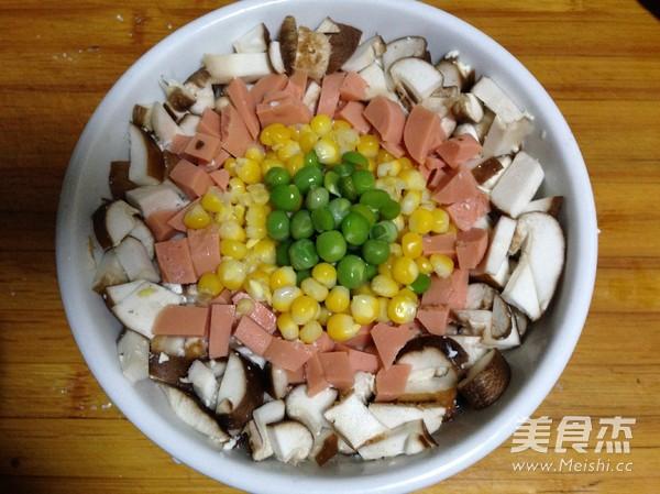 五彩豆腐羹怎样煸