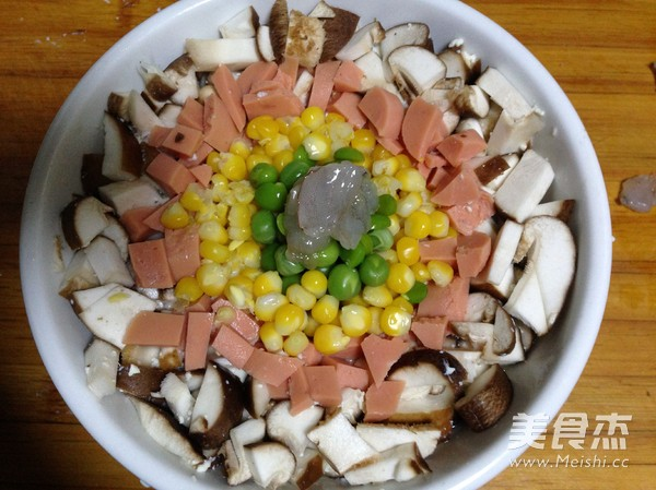 五彩豆腐羹怎样做