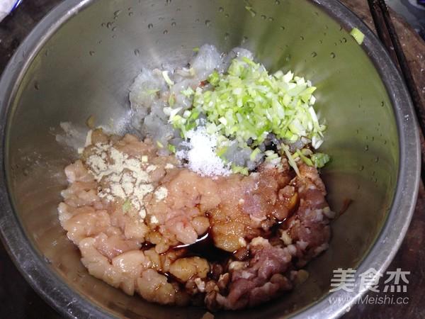 柳叶蒸饺怎么煸