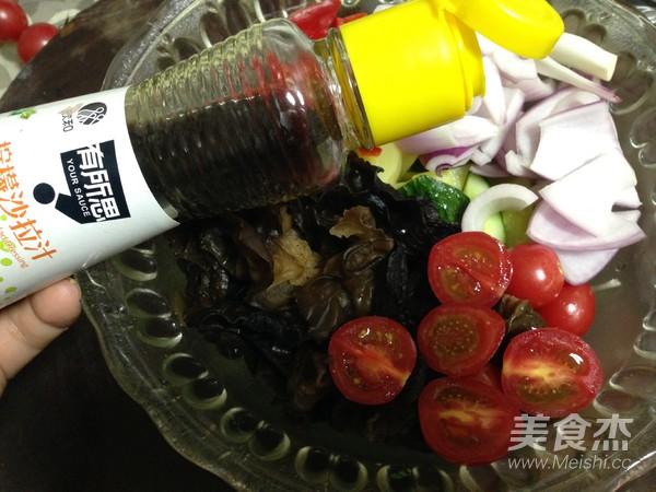 田园沙拉怎样煮
