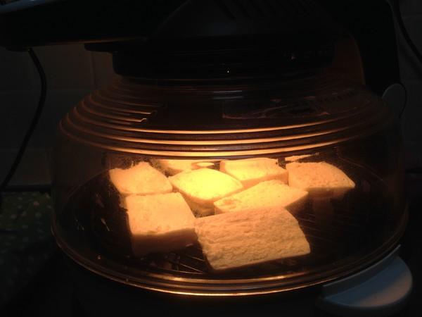 芝麻酱烤馍片的做法图解