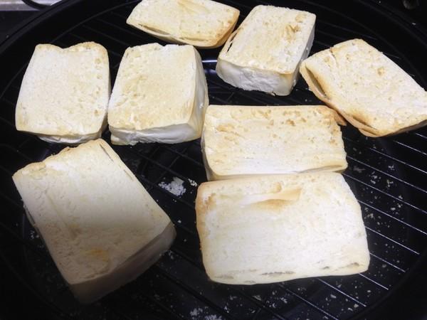 芝麻酱烤馍片的家常做法