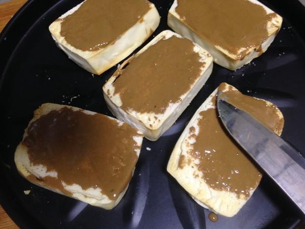 芝麻酱烤馍片的简单做法