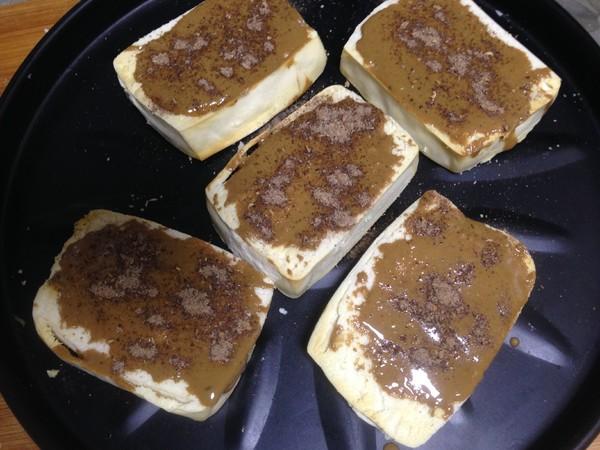 芝麻酱烤馍片怎么吃
