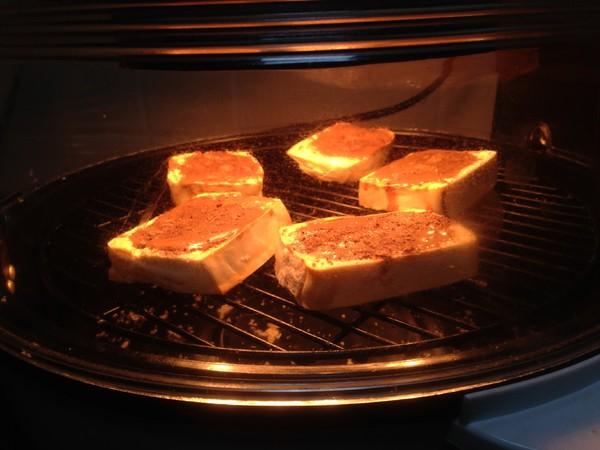 芝麻酱烤馍片怎么做