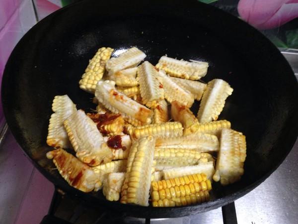 麻辣玉米怎么做