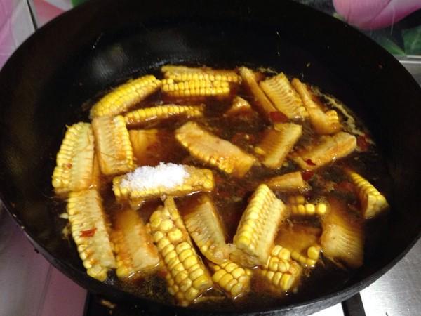 麻辣玉米怎么炒