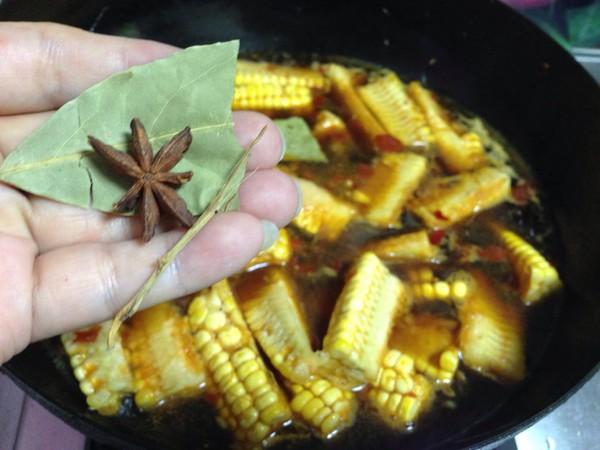 麻辣玉米怎么煮