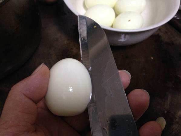 酱油卤蛋的简单做法