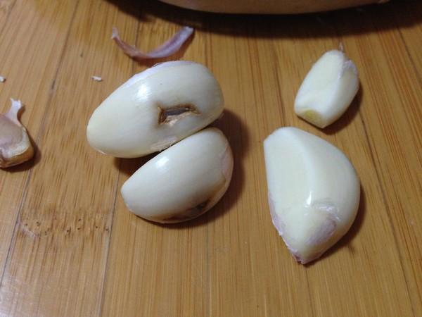酸脆腊八蒜的家常做法