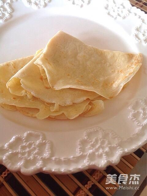 法国小薄饼成品图