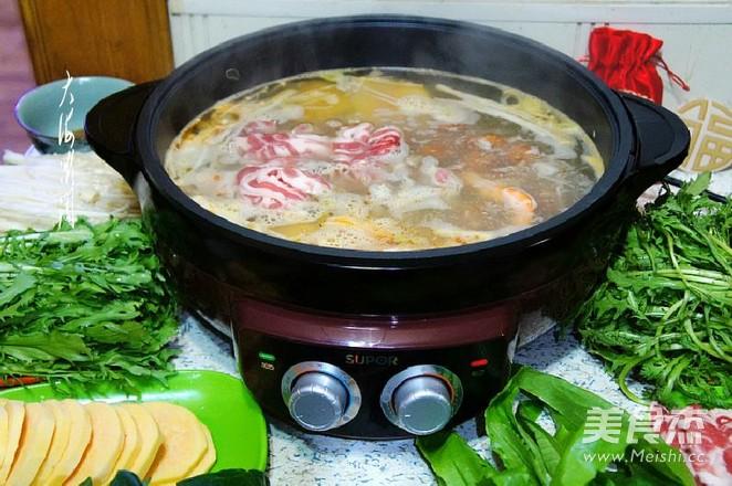 羊肉火锅怎样煮