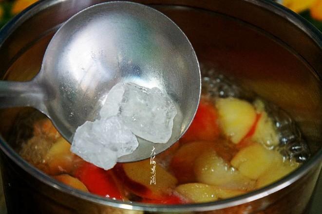 沙果罐头的简单做法