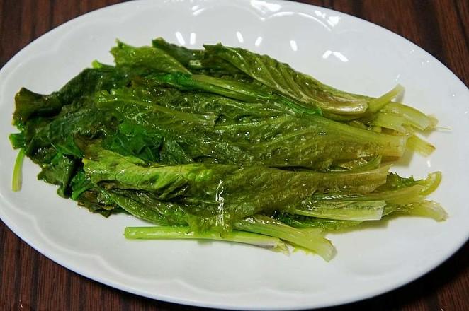 蚝油小生菜怎么吃