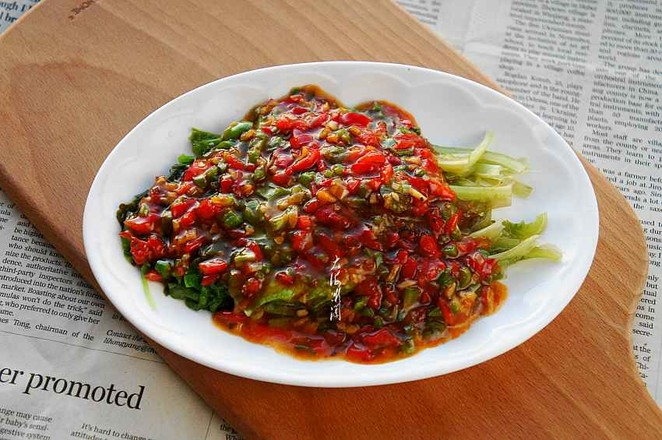 蚝油小生菜怎么煮
