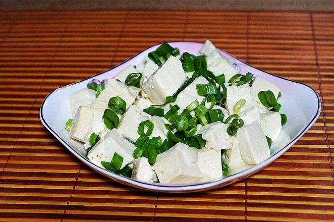 小葱拌豆腐吃掉txt_小葱拌豆腐的做法_小葱拌豆腐怎么做_大海微澜微_美食杰