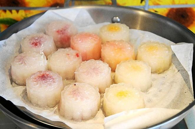 水晶水果月饼怎样做