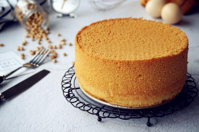 黄豆粉戚风蛋糕怎样做