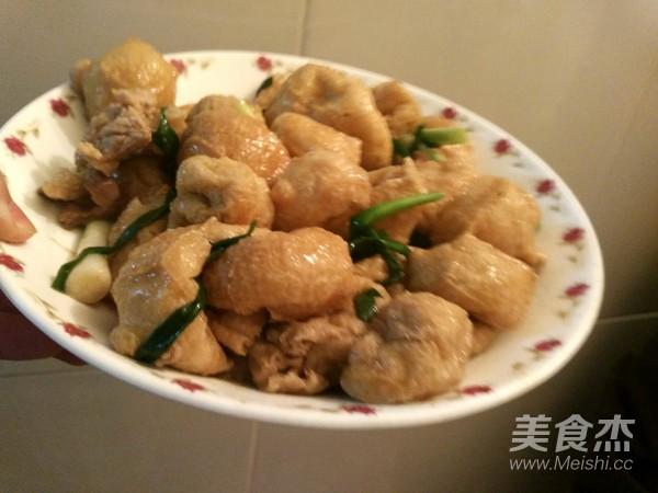 葱花豆腐泡怎么炖