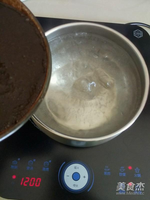 粉红龟苓膏的简单做法