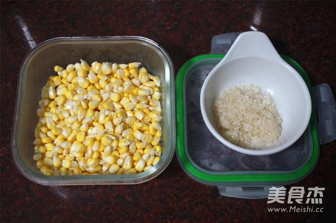 鲜玉米汁的做法大全