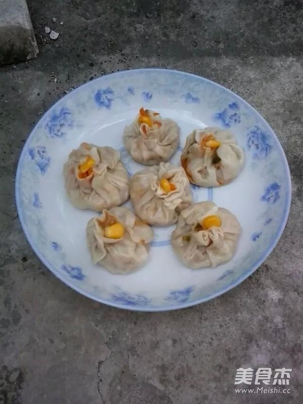 广东烧麦成品图