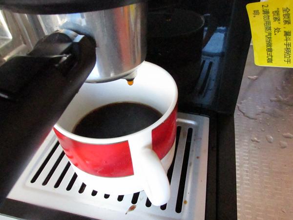 椰浆咖啡怎样煸