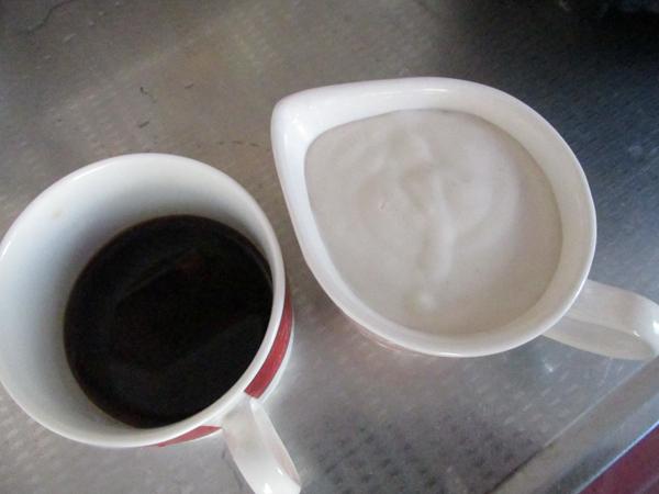 椰浆咖啡 #下午茶#怎样做