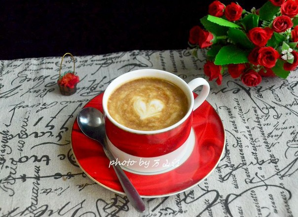 椰浆咖啡 #下午茶#怎样煮