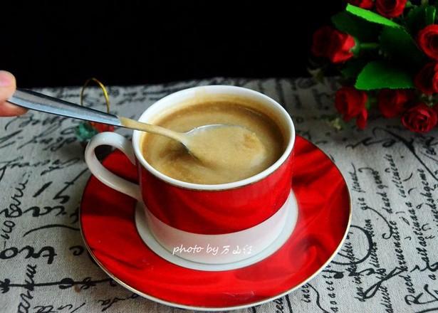 椰浆咖啡 #下午茶#怎样炖