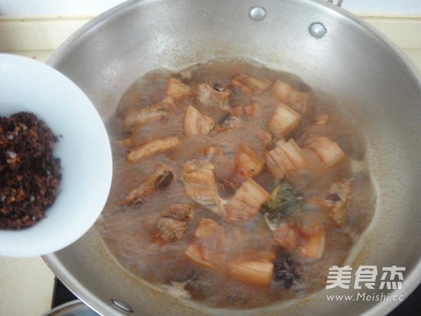 糖桂花五花肉怎样煮