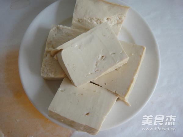 油豆腐干的家常做法